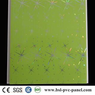 green star  PVC Ceiling Sheet