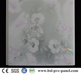 laser hot stamping  PVC Panels