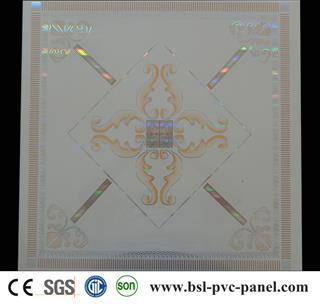 Ye men Fashion PVC ceiling laser design