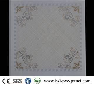 30cm hot stamping pvc ceiling panel