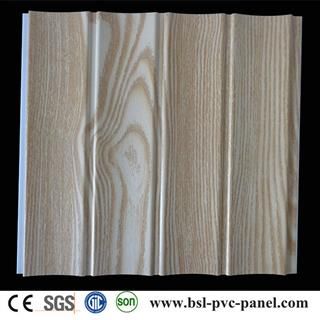 25cm wave pvc wall panel