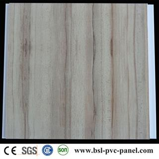 25cm 7mm hot stamping pvc ceiling for india