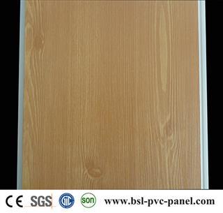 20cm 8mm wood grain pvc wall panel