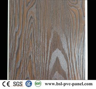 30cm laminated pvc wall panel from China