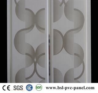 20cm middle groove pvc ceiling panel