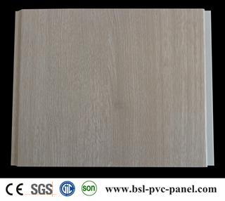 25cm 7.5mm laminated pvc wall panel for Russia