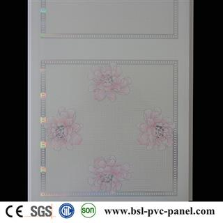 30cm transfer printing pvc ceiling from Haining supplier