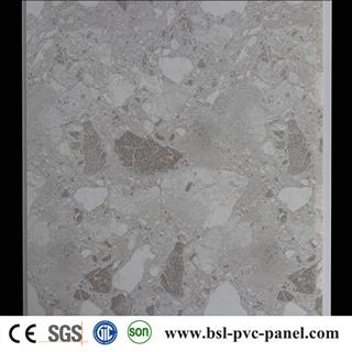 30cm 8mm marble pvc ceiling panel