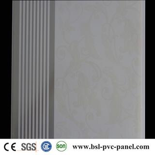30cm 2.6kg hot stamping pvc ceiling panel from Haining