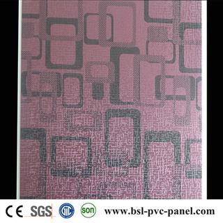 30cm 2.6kg laminated pvc wall panel from Haiyan