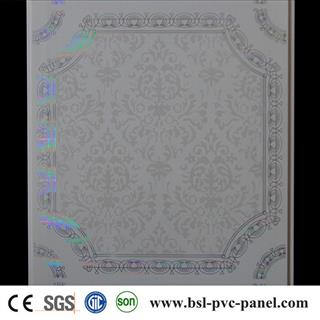 hot stamping pvc ceiling panel from Chinese manufaturer