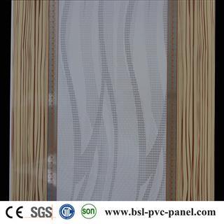 30cm pvc profile for interior decoration