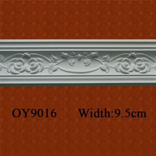 PU Carved Cornice for South Africa