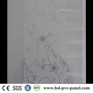 Good quality 30cm laser pvc ceiling panel for South Africa