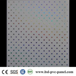 30cm laser pvc ceiling panel from Professional manufacturer