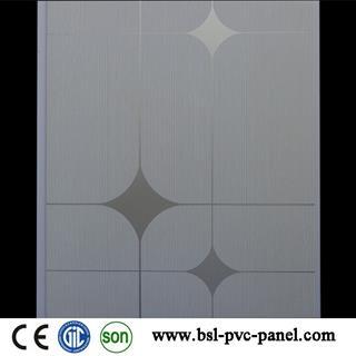 25cm hot stamping pvc ceiling for Ukraine