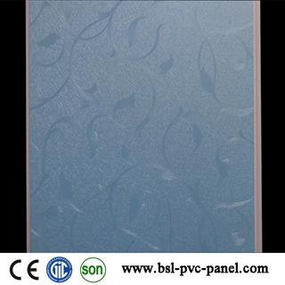 25cm 9mm laminated pvc wall panel