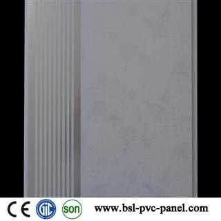 New pattern 30cm pvc ceiling panel for South Africa
