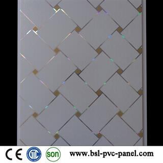 25cm pvc panel from China