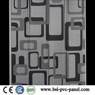 25cm 8.5mm wave pvc wall panel