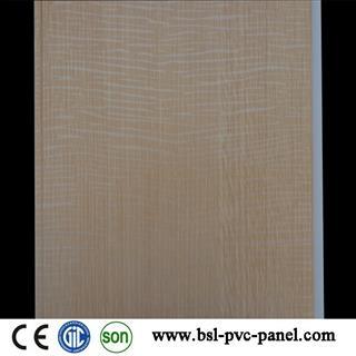 25cm new pattern lamination pvc wall panel