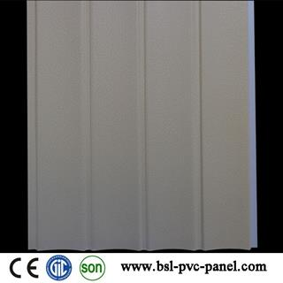 25cm wave pvc wall panel for India market