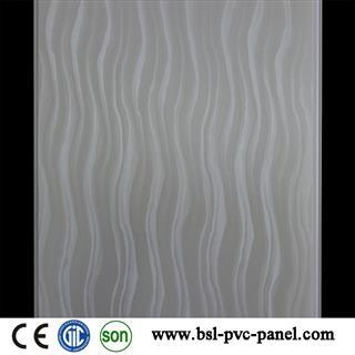 25cm 6mm lamination pvc wall panel