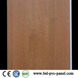 25cm U groove lock pvc wall panel for Iraq