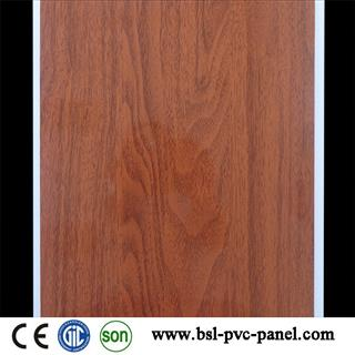 India hot sale 25cm 7mm hot stamping pvc profile