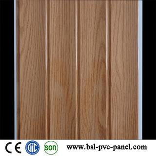 High quality lowest price 25cm lamination pvc wall panel