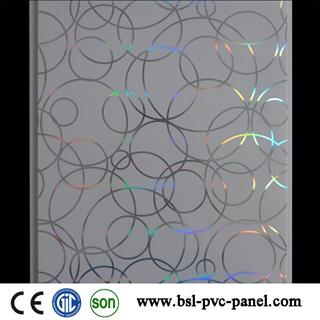 Algeria new pattern 25cm 7mm pvc ceiling tiles