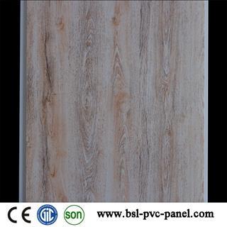 25cm algeria wood grain pvc ceiling panel