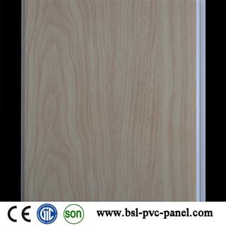 South Africa 20cm 8mm wood grain pvc ceiling panel