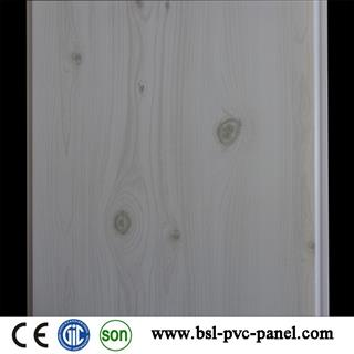 20cm 8mm wood grain pvc ceiling panel for South africa