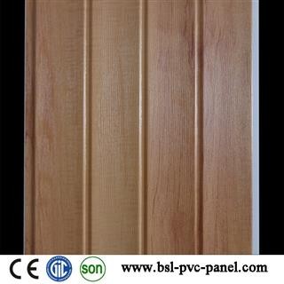 India 25cm wave pvc wall panel