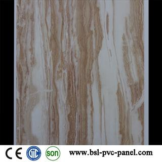 25cm 7mm marble pvc ceiling panel