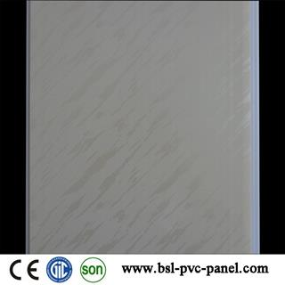 25cm hot stamping pvc ceiling panel supplier
