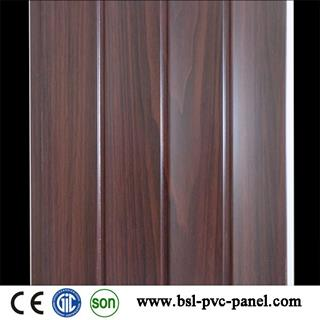 25cm wave pvc wall panel from China