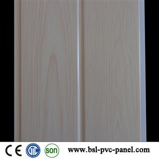 20cm middle groove lamination pvc panel