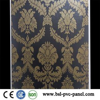 30cm 9mm lamination pvc wall panel for South Africa