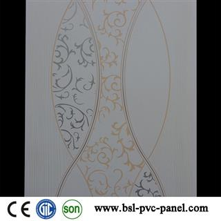 South Africa 30cm hot stamping pvc panel supplier