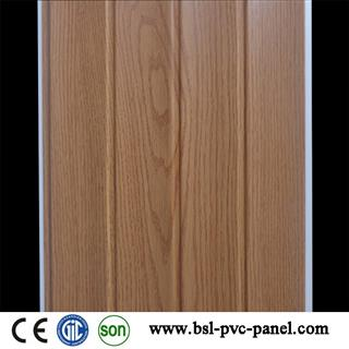 25cm 2.7kg 4 waves pvc wall panel for Pakistan