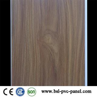 2.7kg 25cm wave pvc wall panel from China