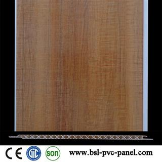 25cm newest cross mould pvc wall panel for india market