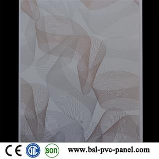 25cm new design pvc ceiling panel in China