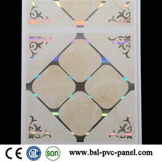 30cm*7mm pvc ceiling panel factory