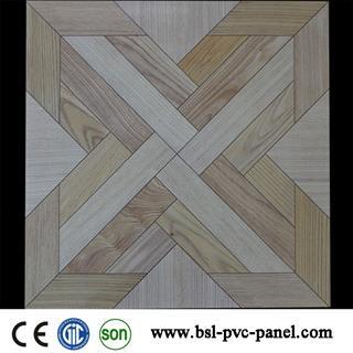 59.5cm*59.5cm*7mm pvc ceiling tile for Iraq market