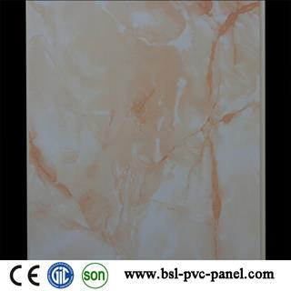 40cm 8mm marble design pvc panel for Iraq market