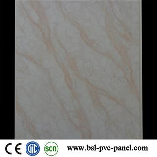 Hot sell 40cm pvc panel for Iraq market