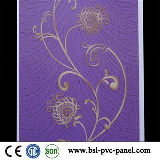 25cm new algeria design pvc panel from China